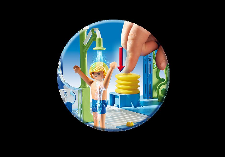 6670 Area gioco con scivoli e doccia detail image 7