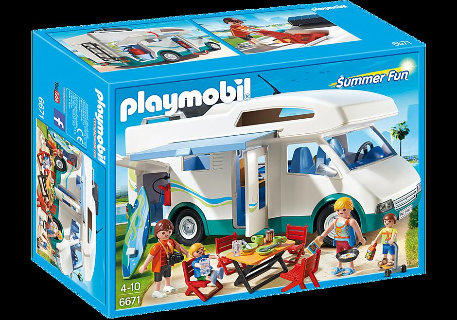 6671 Familien-Wohnmobil detail image 3