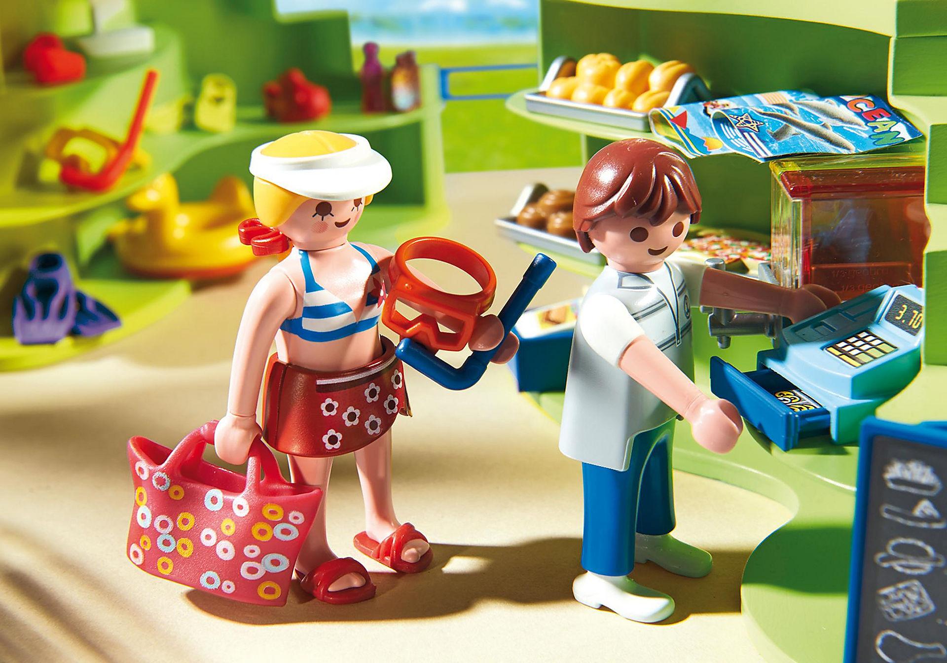 6672 Espace boutique et fast-food  zoom image4