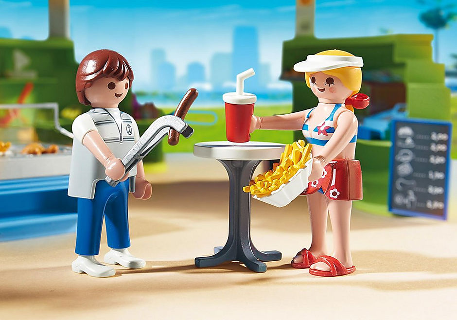 6672 Espace boutique et fast-food  detail image 6