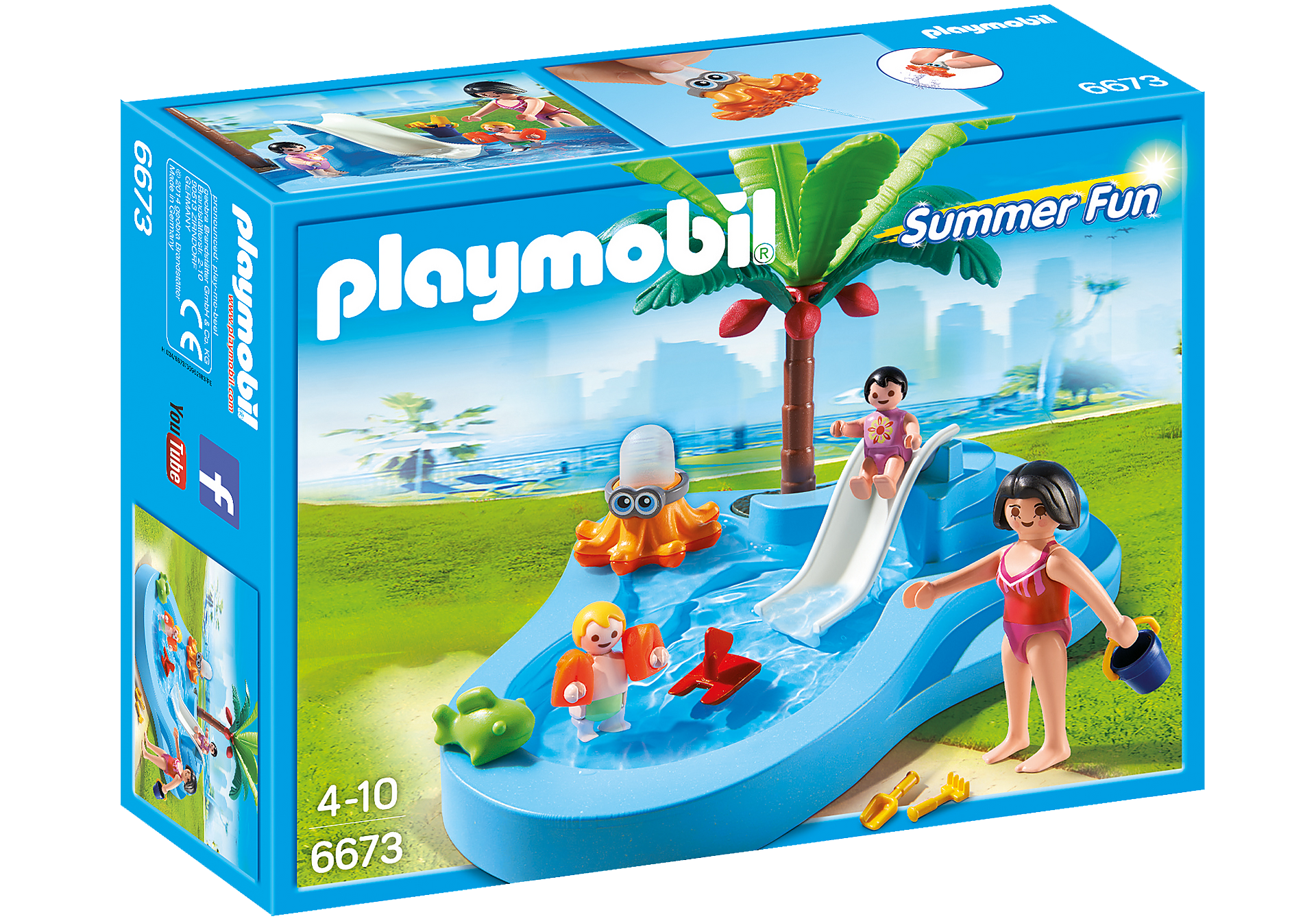 http://media.playmobil.com/i/playmobil/6673_product_box_front/Πισίνα για μωρά με τσουλήθρα