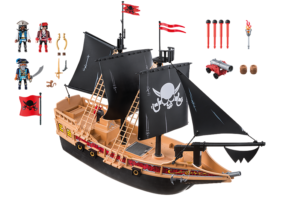 http://media.playmobil.com/i/playmobil/6678_product_box_back/Barco de Ataque dos Piratas
