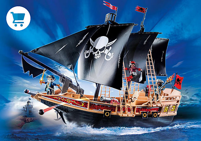 6678_product_detail/Pirate Raiders' Ship