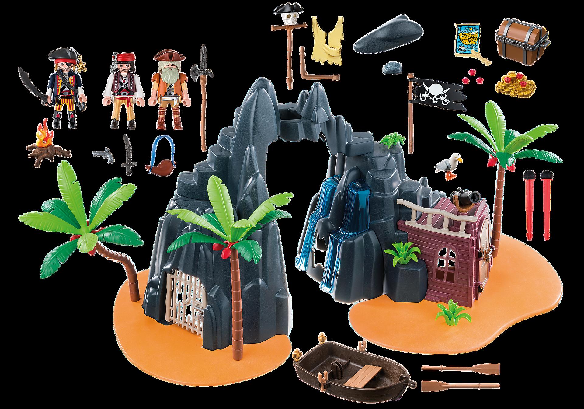 6679 Pirate Treasure Island zoom image4