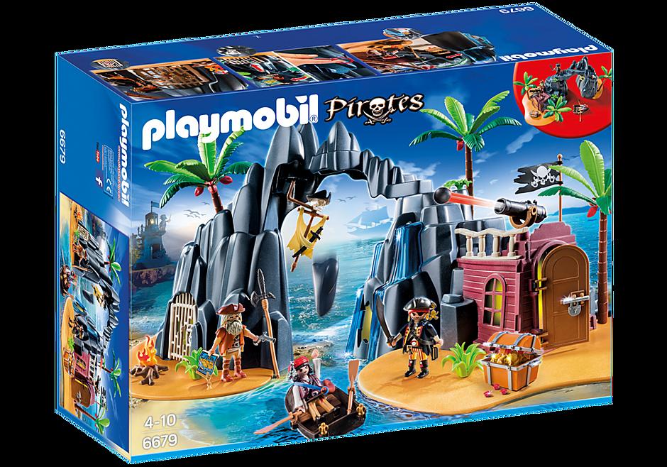 6679 Pirate Treasure Island detail image 3