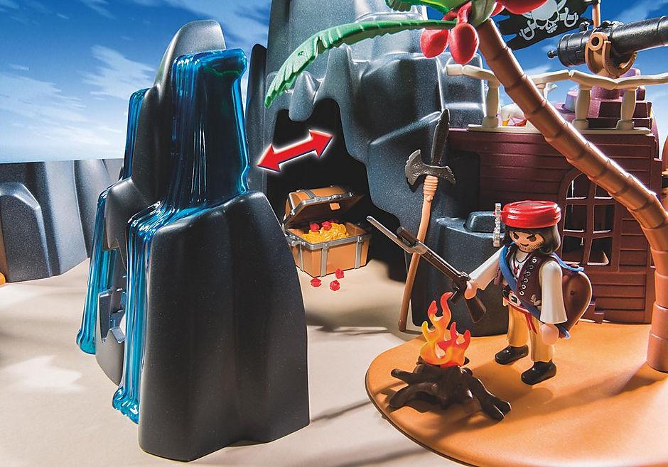 6679 Pirate Treasure Island detail image 5