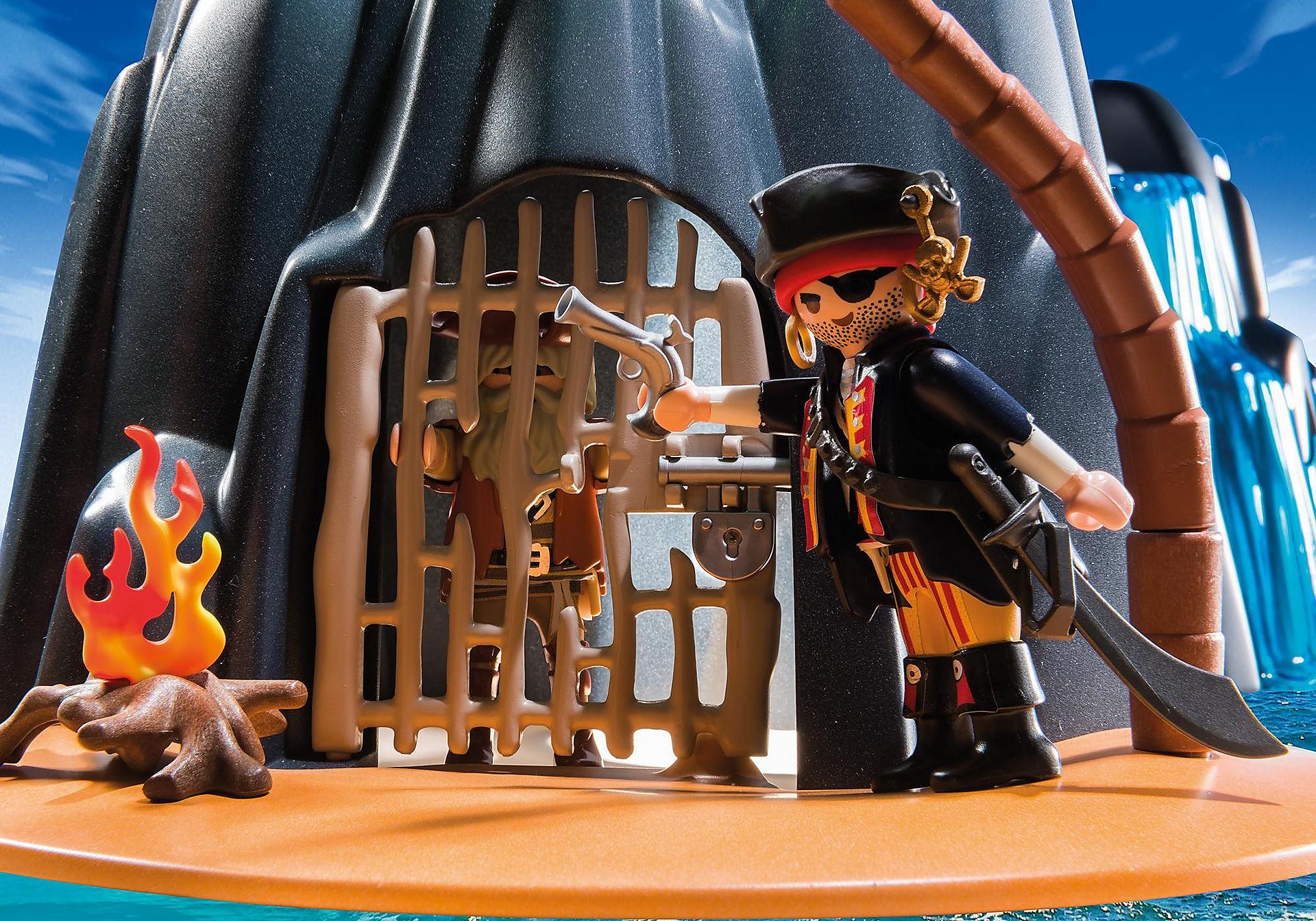6679 Isola del tesoro fortificata zoom image7