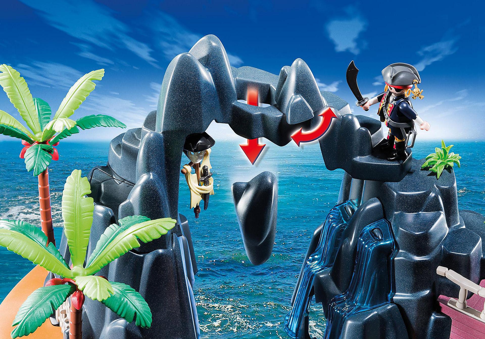 6679 Pirate Treasure Island zoom image9