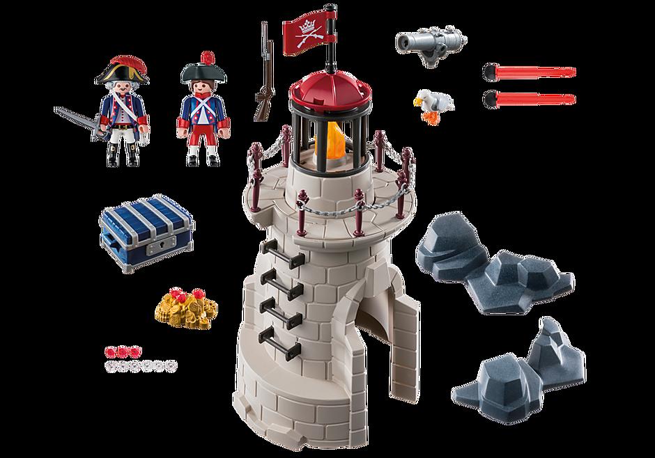6680 Soldatenturm mit Leuchtfeuer detail image 4