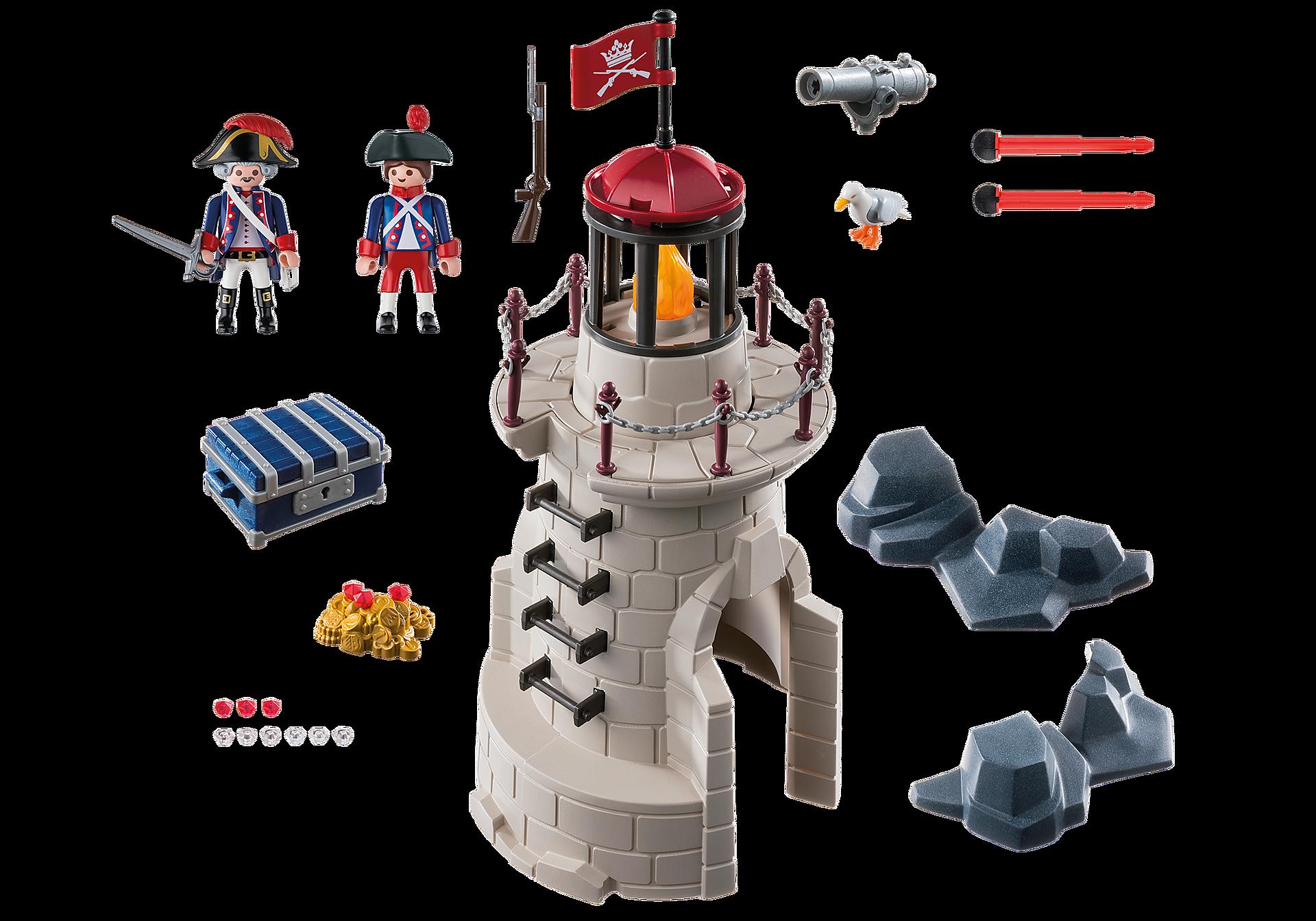 6680 Soldatenturm mit Leuchtfeuer zoom image4