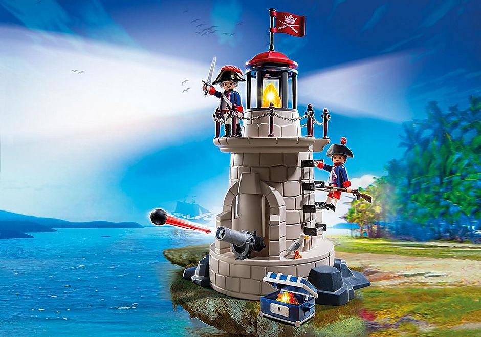 6680 Soldatenturm mit Leuchtfeuer detail image 1