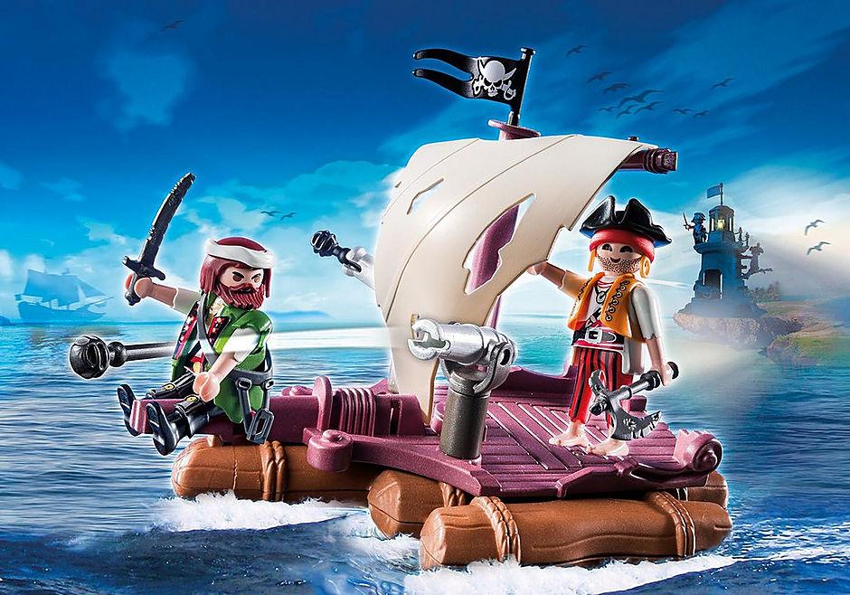 6682 Pirate Raft detail image 1