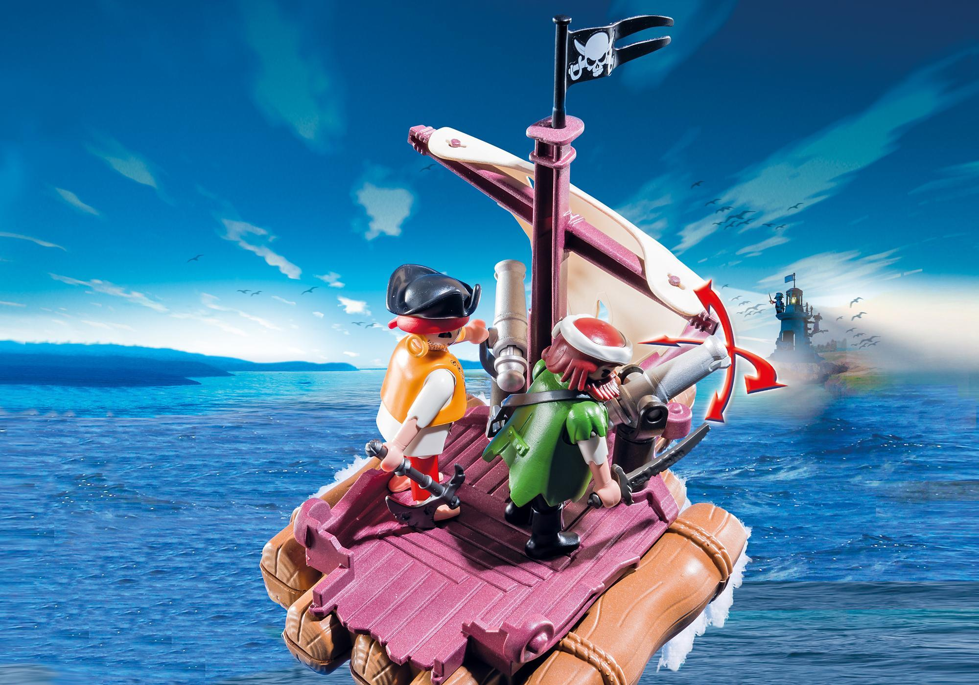 Pirate Raft 6682 Playmobil 174 Usa