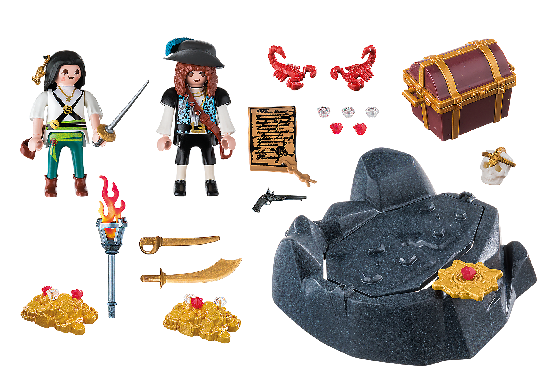 6683 Pirate Treasure Hideout zoom image3