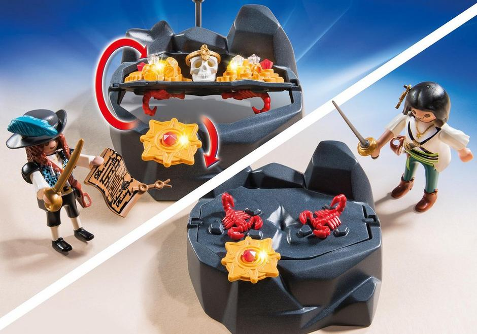 Pirate Treasure Hideout 6683 Playmobil Usa
