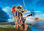 6684 Capitão Pirata com Canhão