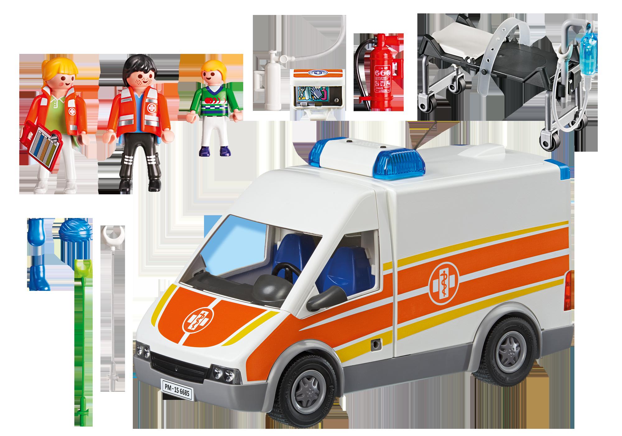http://media.playmobil.com/i/playmobil/6685_product_box_back/Ambulance avec gyrophare et sirène