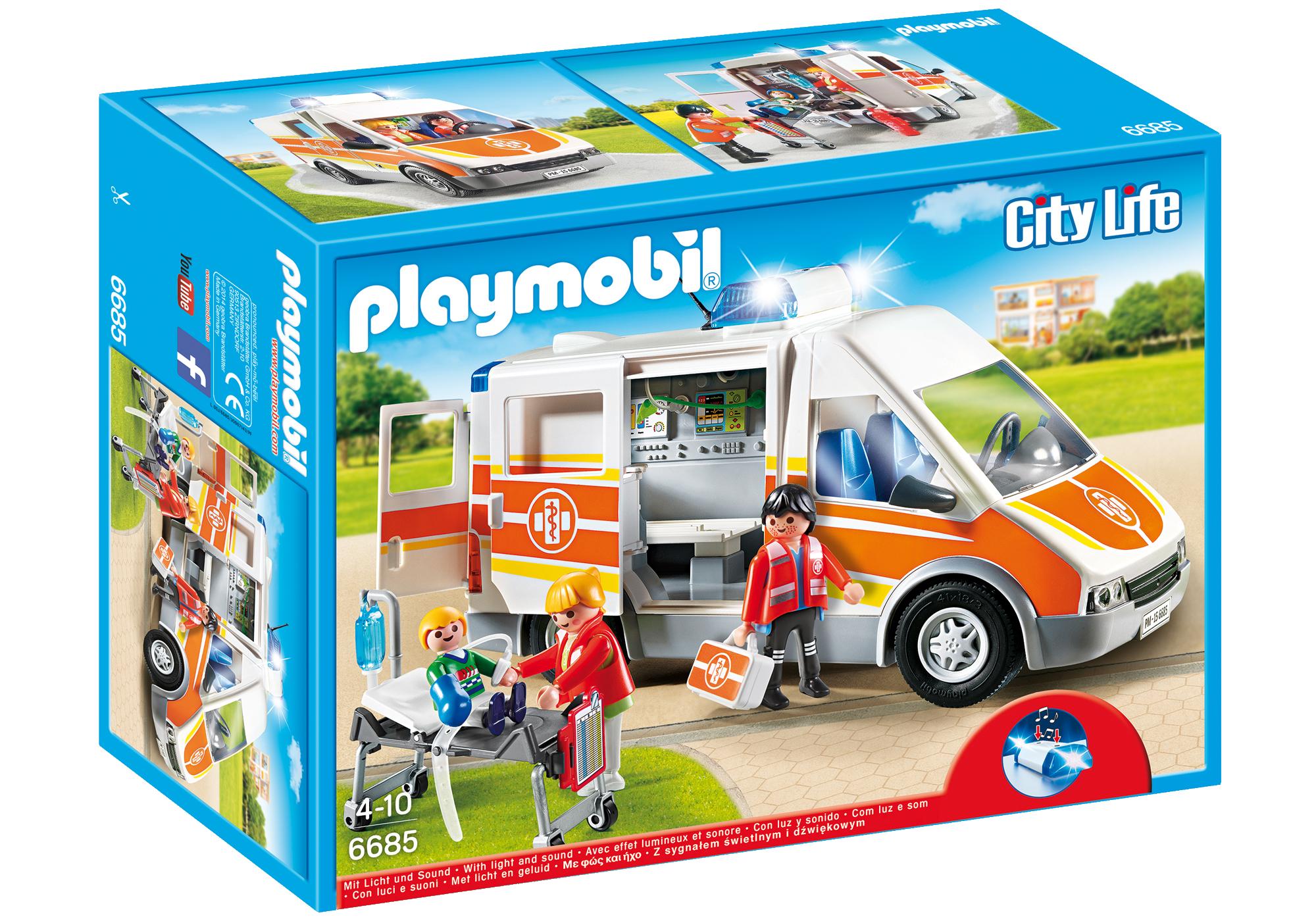 http://media.playmobil.com/i/playmobil/6685_product_box_front/Ambulance avec gyrophare et sirène