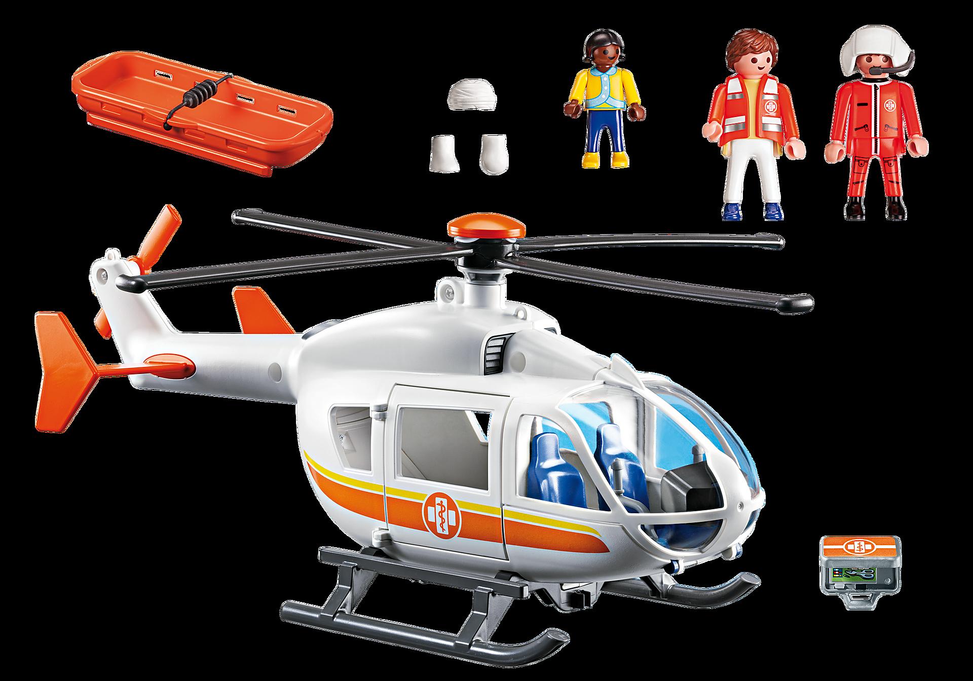 6686 Emergency Medical Helicopter zoom image4