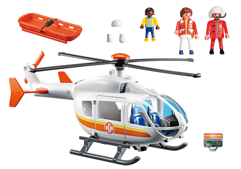 playmobil medical helicopter with 6686 on B004pqfggi also 6686 also Bruder 02019 Platform Gate Tipping Trailer With Grey Sides New Factory Sealed P 6752 likewise Wholesale Playmobil Police Set further F 120060256 Pla4008789066626.