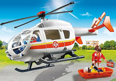 6686 Helicóptero Médico de Emergencia