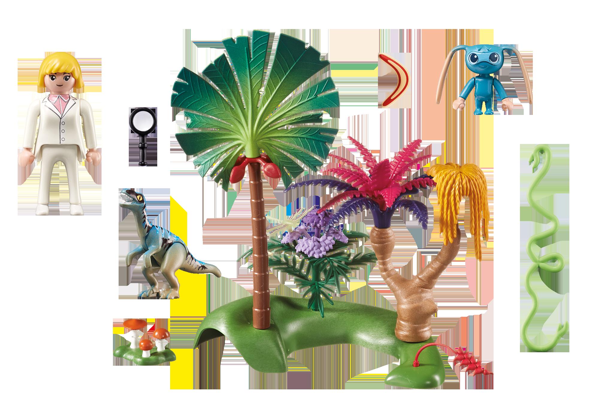 http://media.playmobil.com/i/playmobil/6687_product_box_back/Lost Island mit Alien und Raptor