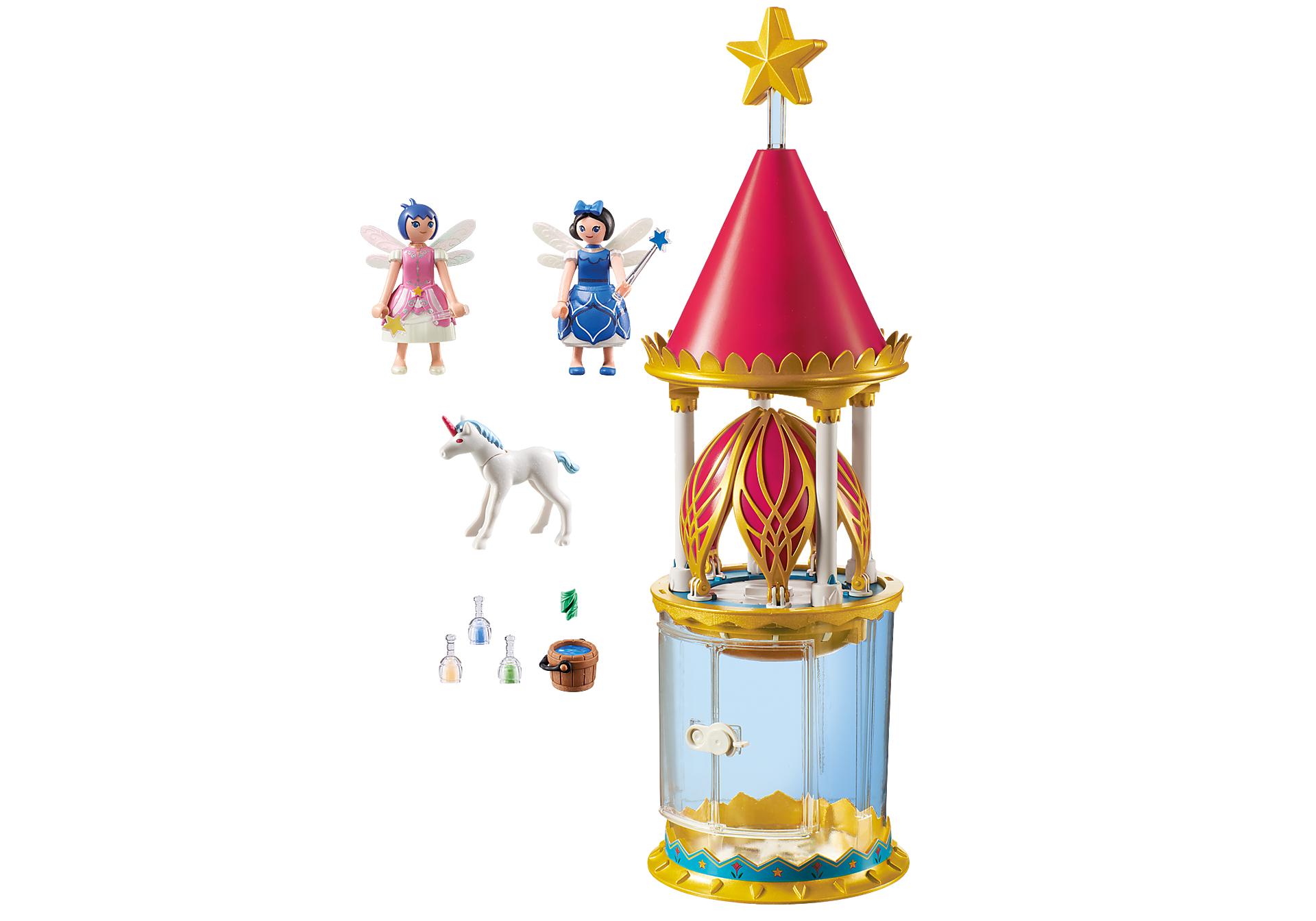 http://media.playmobil.com/i/playmobil/6688_product_box_back/Musical Flower Tower with Twinkle