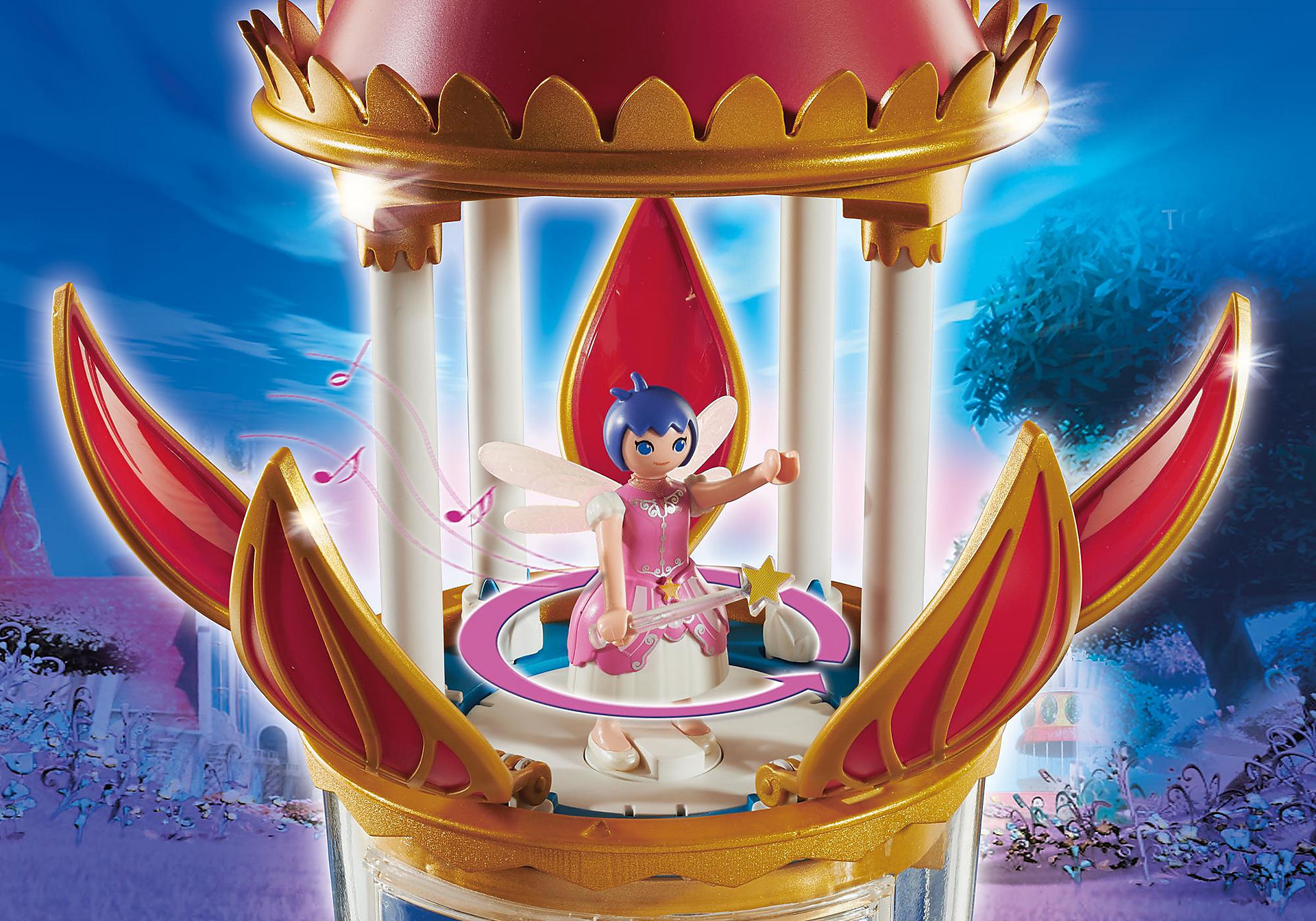 http://media.playmobil.com/i/playmobil/6688_product_extra1/Musical Flower Tower with Twinkle
