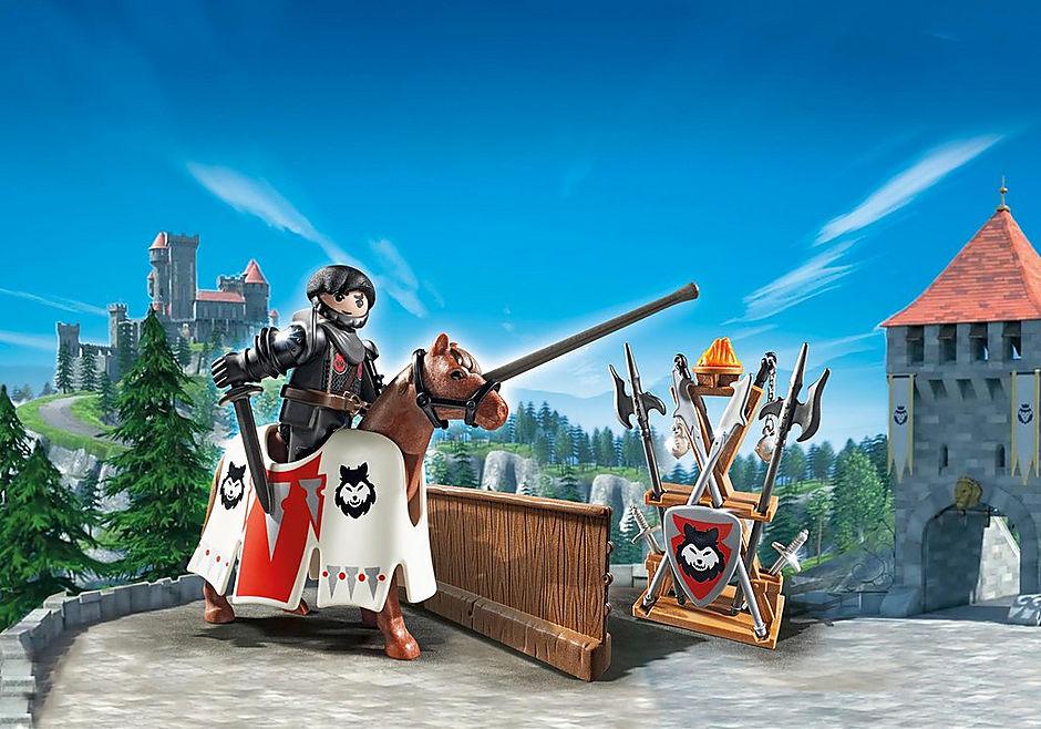 6696 Рыцарь Райпан, Стражник Черного Барона detail image 1