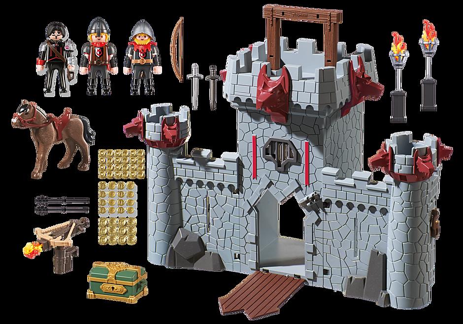 6697 Возьми с собой: Черный замок Барона Супер4 detail image 3