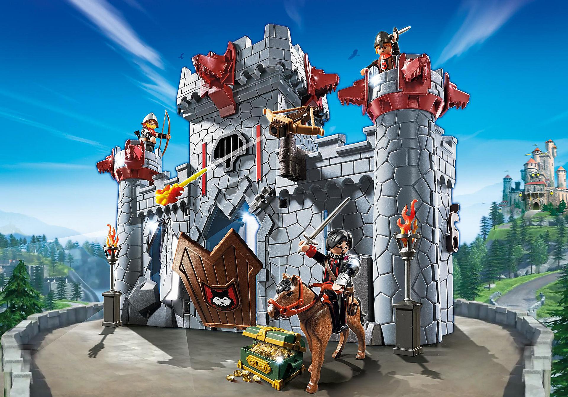6697 Возьми с собой: Черный замок Барона Супер4 zoom image1