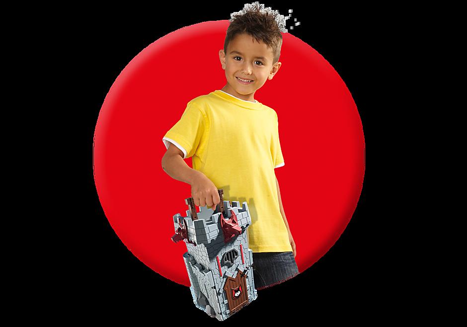 http://media.playmobil.com/i/playmobil/6697_product_extra3/Возьми с собой: Черный замок Барона Супер4
