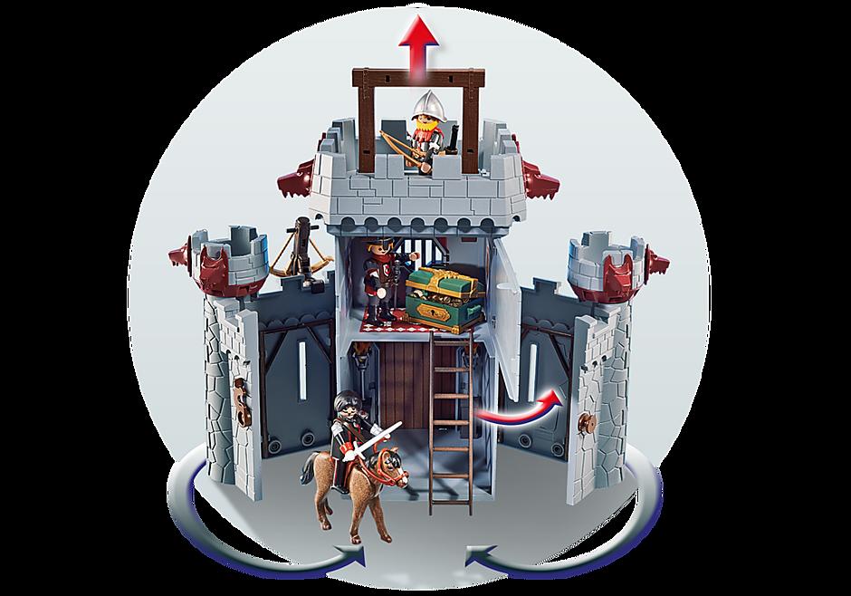 6697 Возьми с собой: Черный замок Барона Супер4 detail image 7