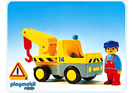 6703-A Camion dépannage detail image 1