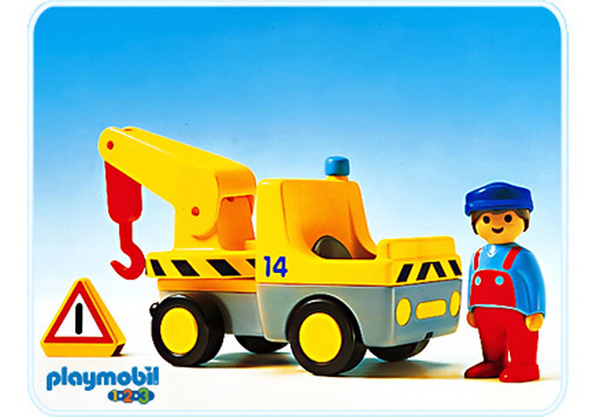 6703-A Camion dépannage zoom image1
