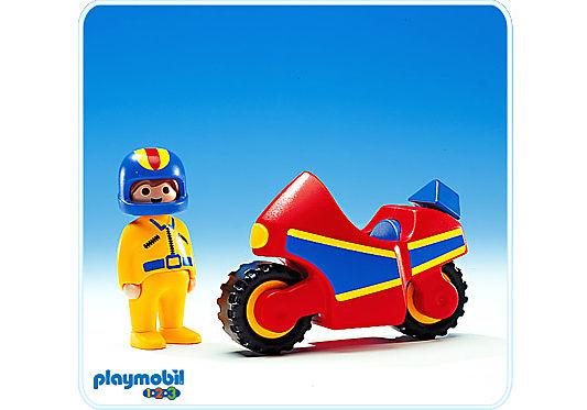 6712-A Motorrad detail image 1