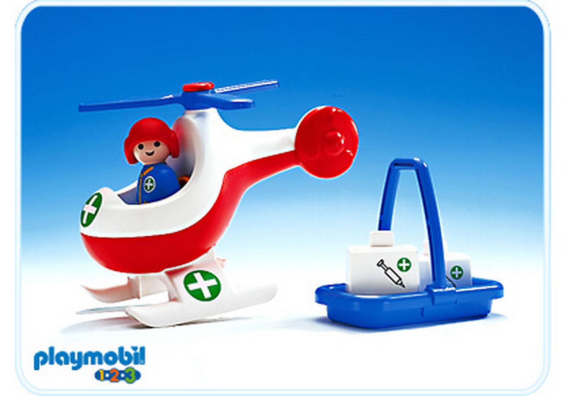 6713-A Hubschrauber zoom image1