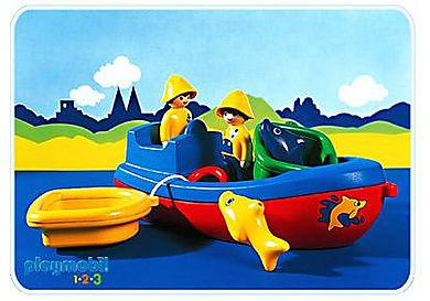 6714-A Fischerboot