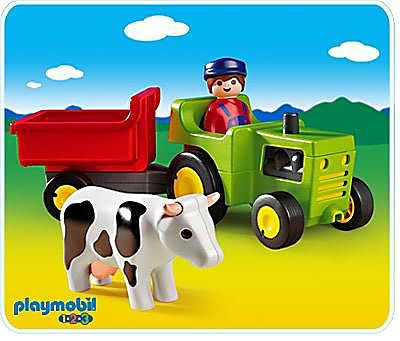 http://media.playmobil.com/i/playmobil/6715-A_product_detail/Fermier / tracteur 1.2.3