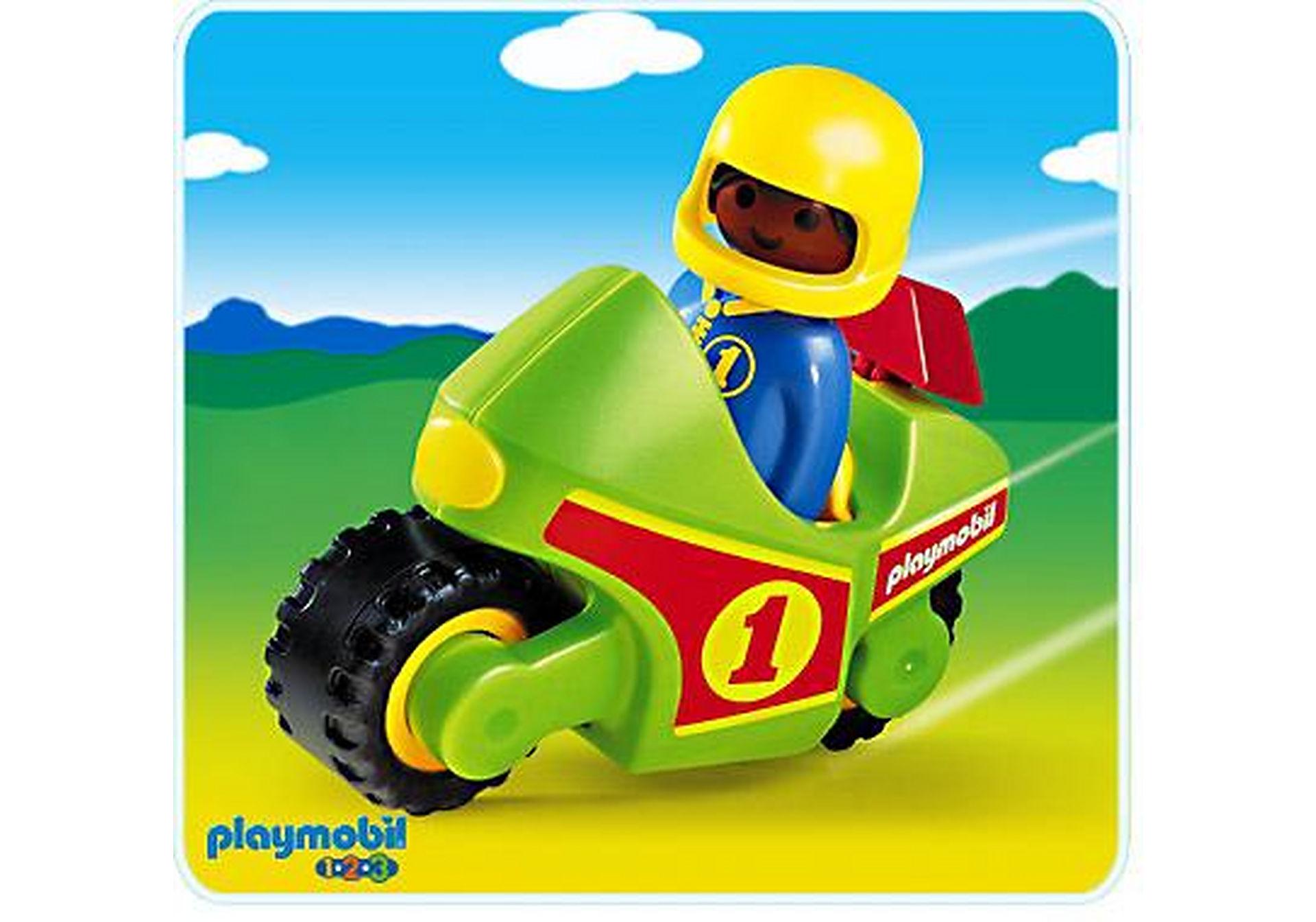 6719-A Pilote / moto de course 1.2.3 zoom image1