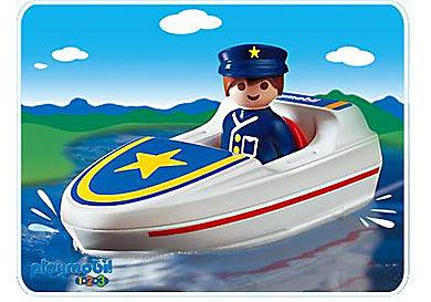 6720-A Policier / bateau 1.2.3
