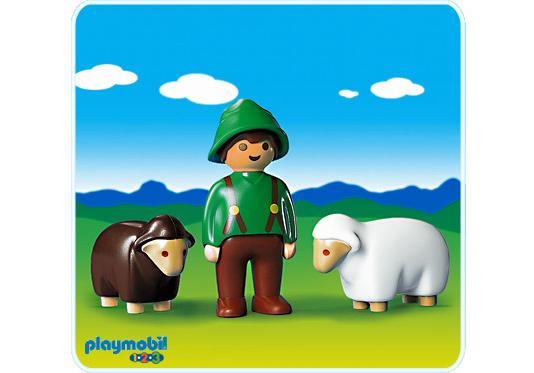 http://media.playmobil.com/i/playmobil/6731-A_product_detail/Schäfer mit Schäfchen