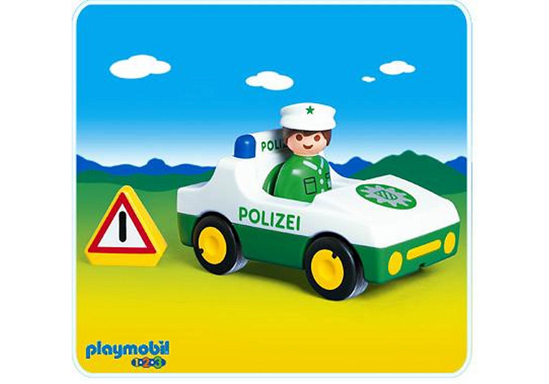 6736-A Polizeiauto zoom image1