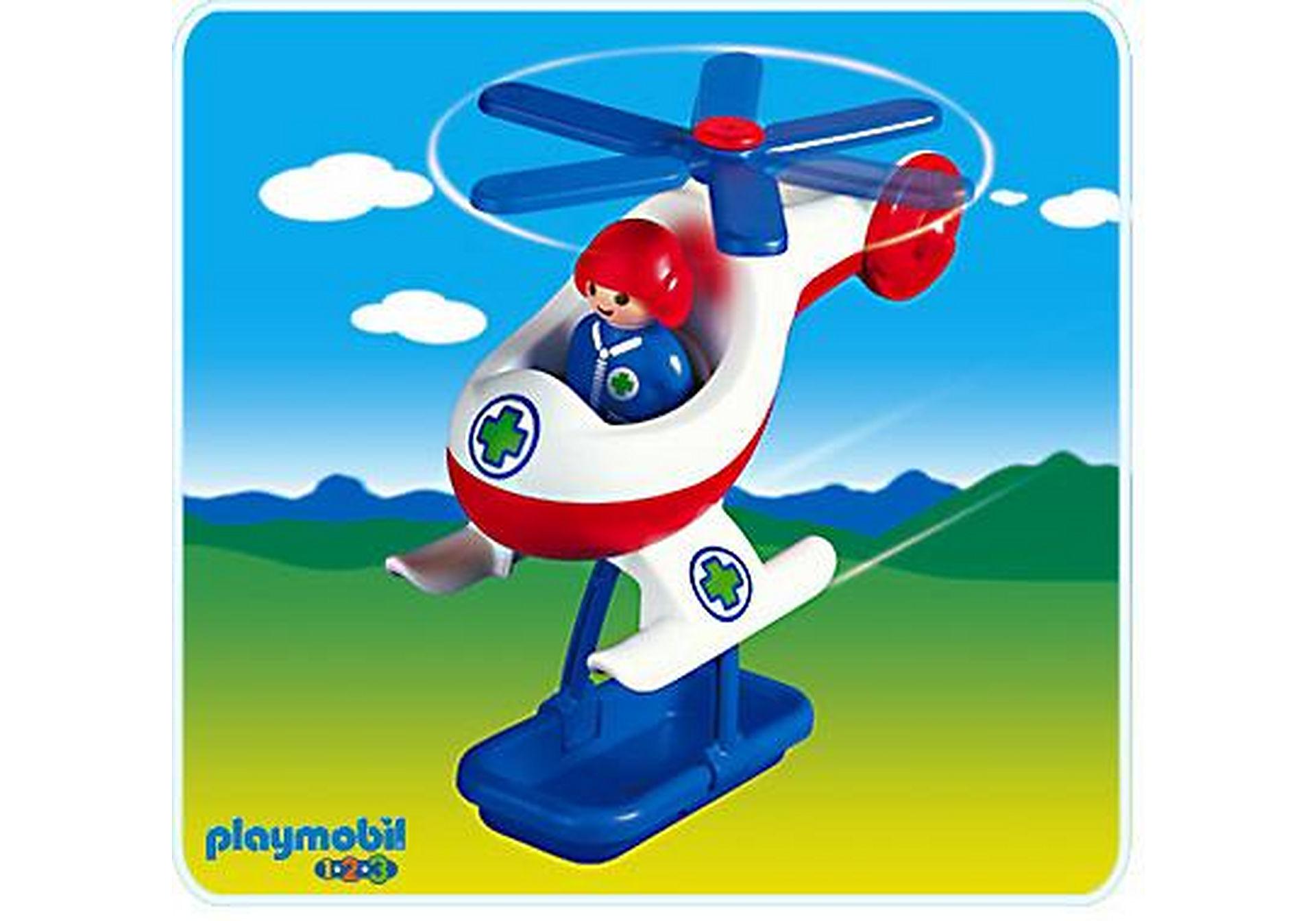 http://media.playmobil.com/i/playmobil/6738-A_product_detail/Pilote / hélicoptère de sauvetage 1.2.3