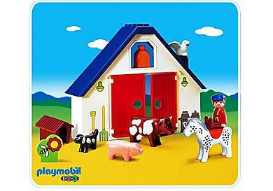 6740-A Kleine Tierfarm