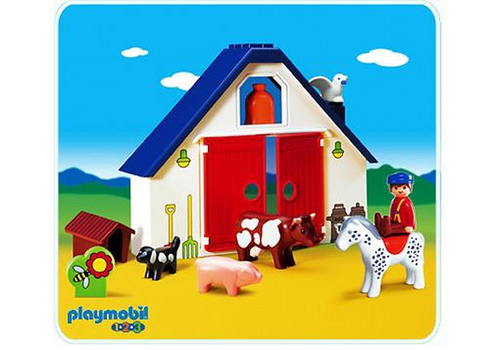 6740-A Kleine Tierfarm zoom image1