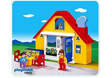6741-A Kleines Wohnhaus