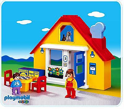 6741-A Kleines Wohnhaus detail image 1