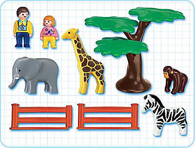 6742-A Tierparkspaß detail image 2