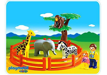 6742-A Tierparkspaß detail image 1